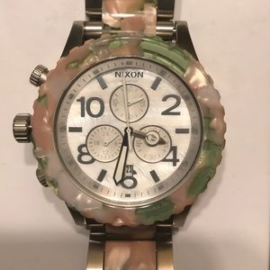 Nixon mint julep watch